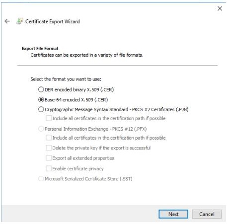 ssl part 2 signing a csr with your microsoft certificate
